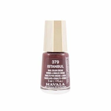 Mavala  Mini Color 379 Istanbul 5ml Oje Kahve